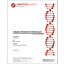 Adaptive Mindset Resiliency