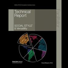 SOCIAL STYLE & Versatility Technical Report